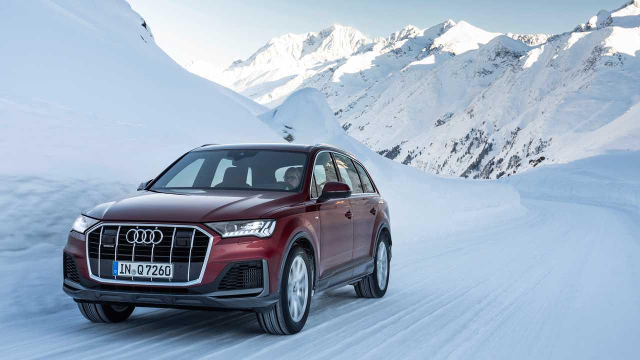 Audi Q7: Bis 3.500 Kilo