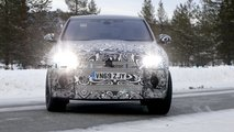 Jaguar F-Pace SVR And F-Pace Spy Photos
