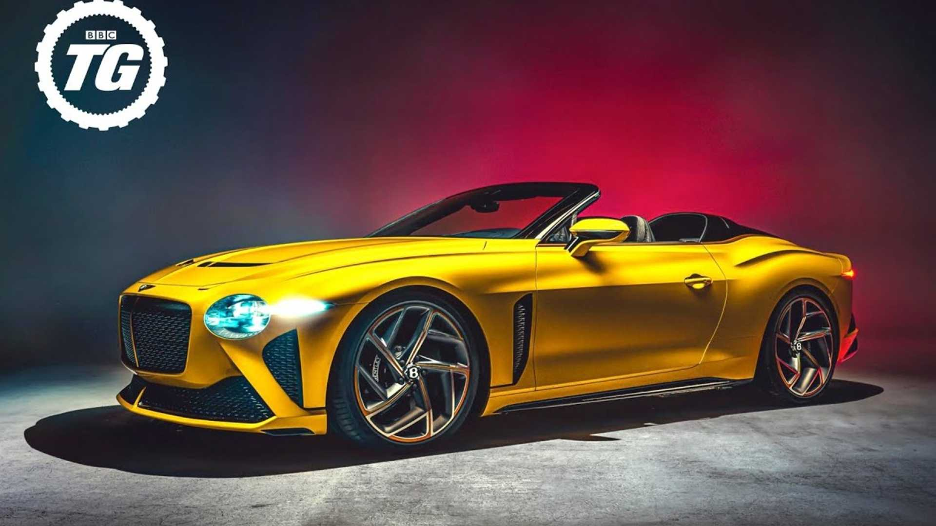 Bentley Bacalar Looks Even More Special In Walkaround Video