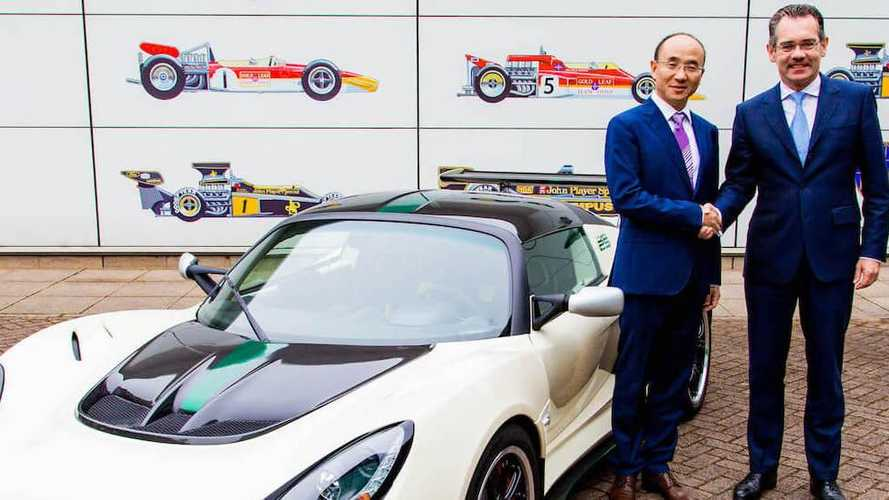 JD Classics appoints new CEO on the same day he leaves Lotus