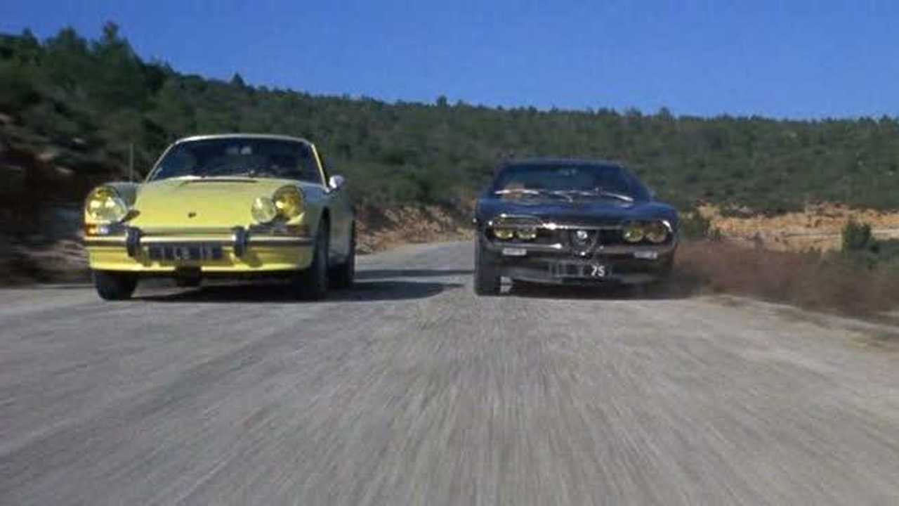 Classic Cars on Film: The Marseille Contract, aka The Destructors