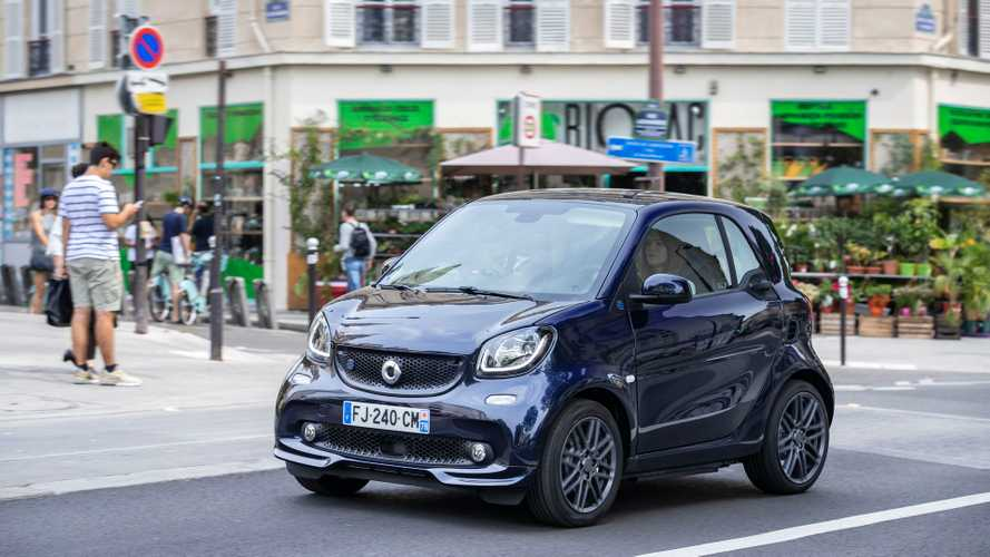 2018 smart EQ frotwo