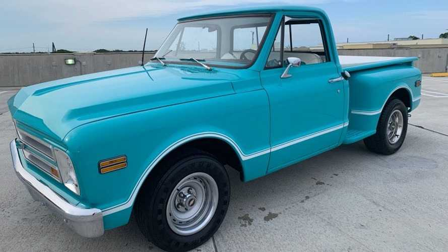 Pick One: 1969 Chevrolet C10 Stepside Shortbed