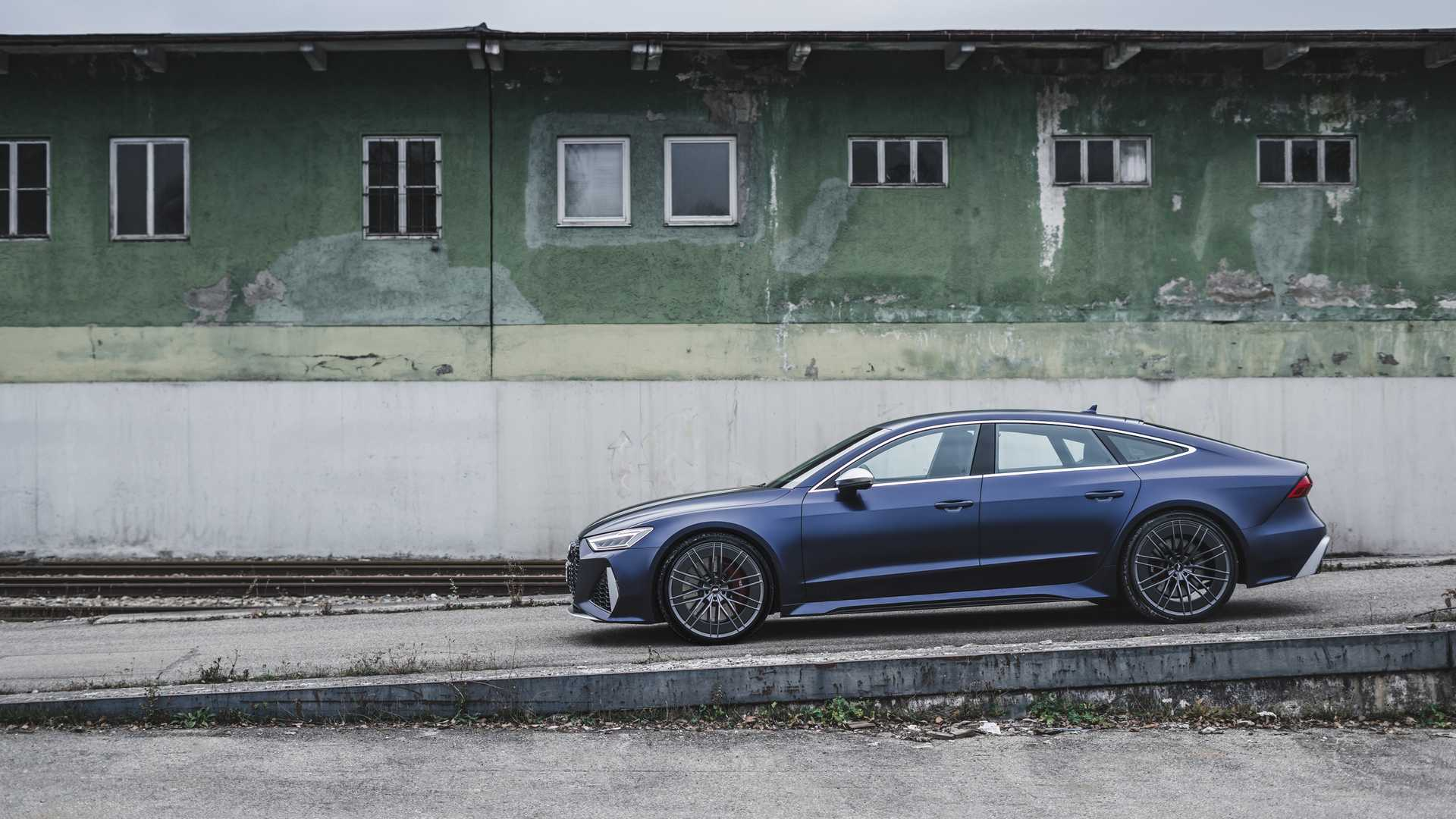 2020 Audi RS7 Sportback by ABT