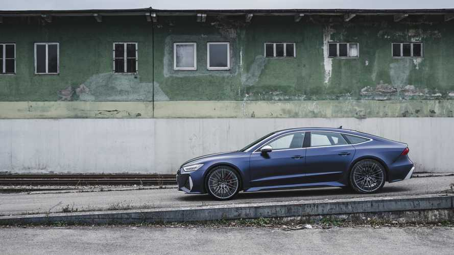 2020 Audi RS4 Avant, RS6 Avant, RS7 Sportback, RS Q8 modified by ABT
