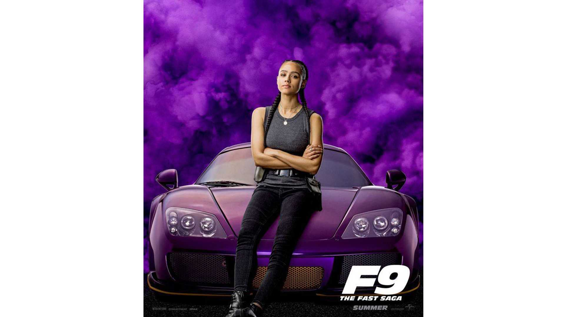 "[""Fast 9 movie posters""]"