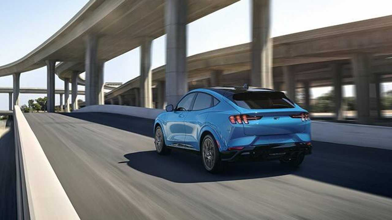 Donate To Win A 2021 Ford Mustang Mach-E First Edition Electric Vehicle