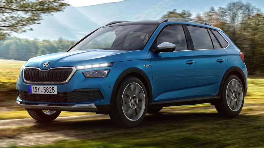 Skoda Kamiq Scoutline revealed with rugged cues, but no AWD