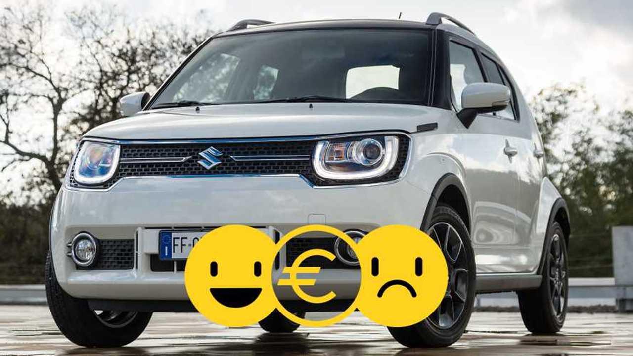 Promozione Suzuki Ignis