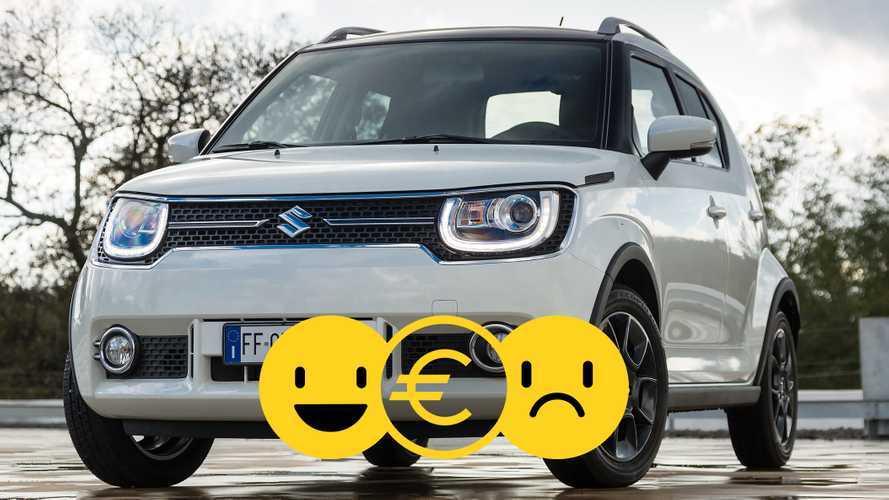 Promozione Suzuki Ignis Hybrid, perché conviene e perché no
