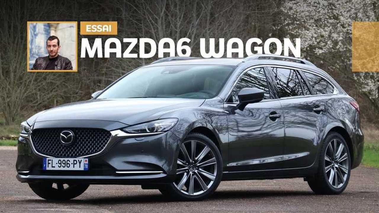 Essai Mazda6 Wagon