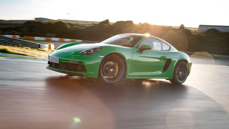 Porsche Cayman GT4 e GTS 4.0, nel 2021 anche con cambio automatico