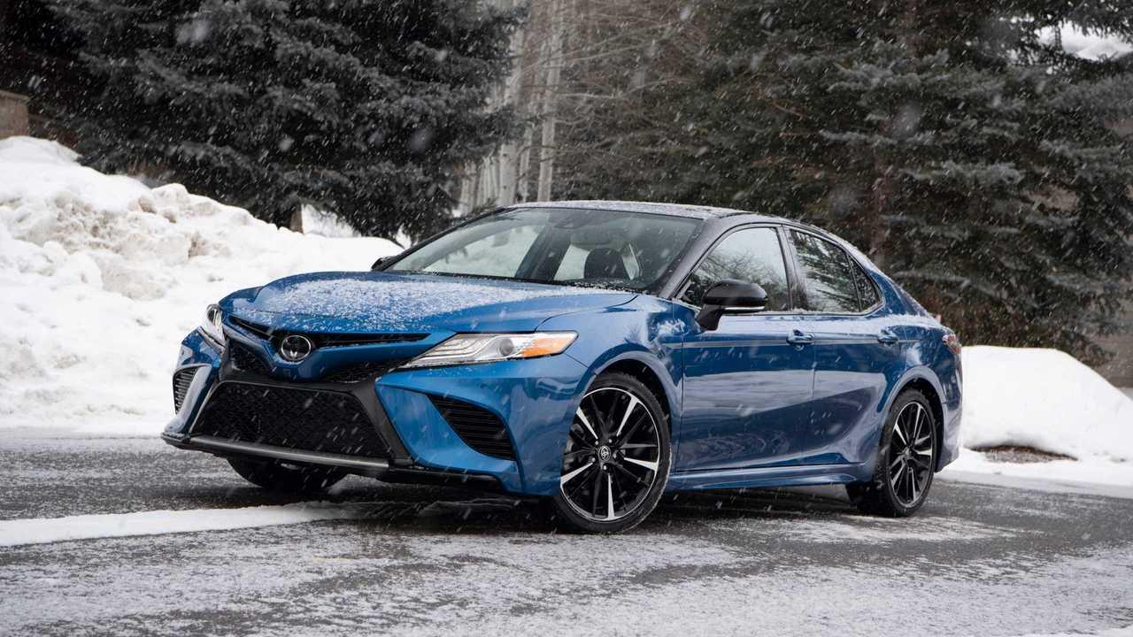 Se revela el precio base del Toyota Camry AWD 2020 antes del lanzamiento de primavera 16