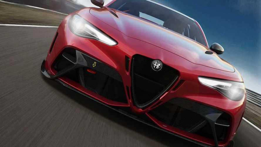Videón is bemutatkozik az Alfa Romeo Giulia GTA