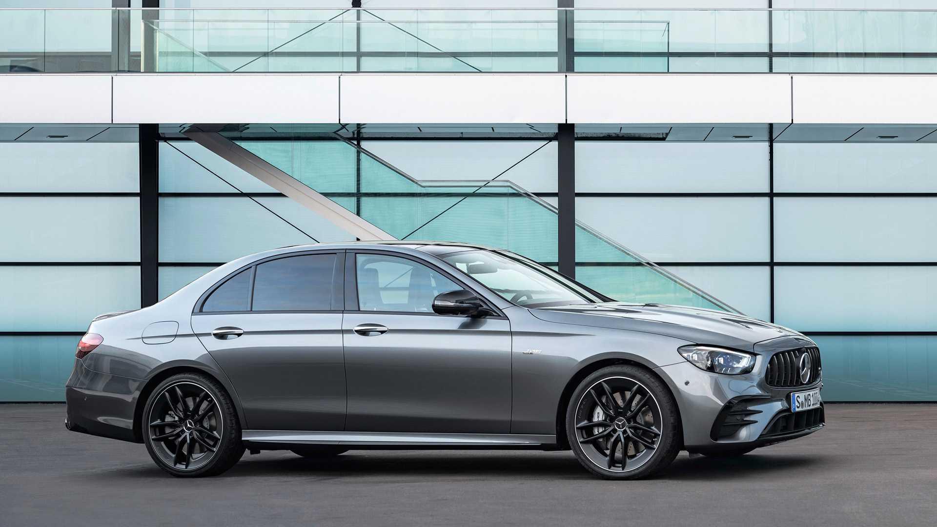 Mercedes-Benz Clase E Restyling (2020) 24