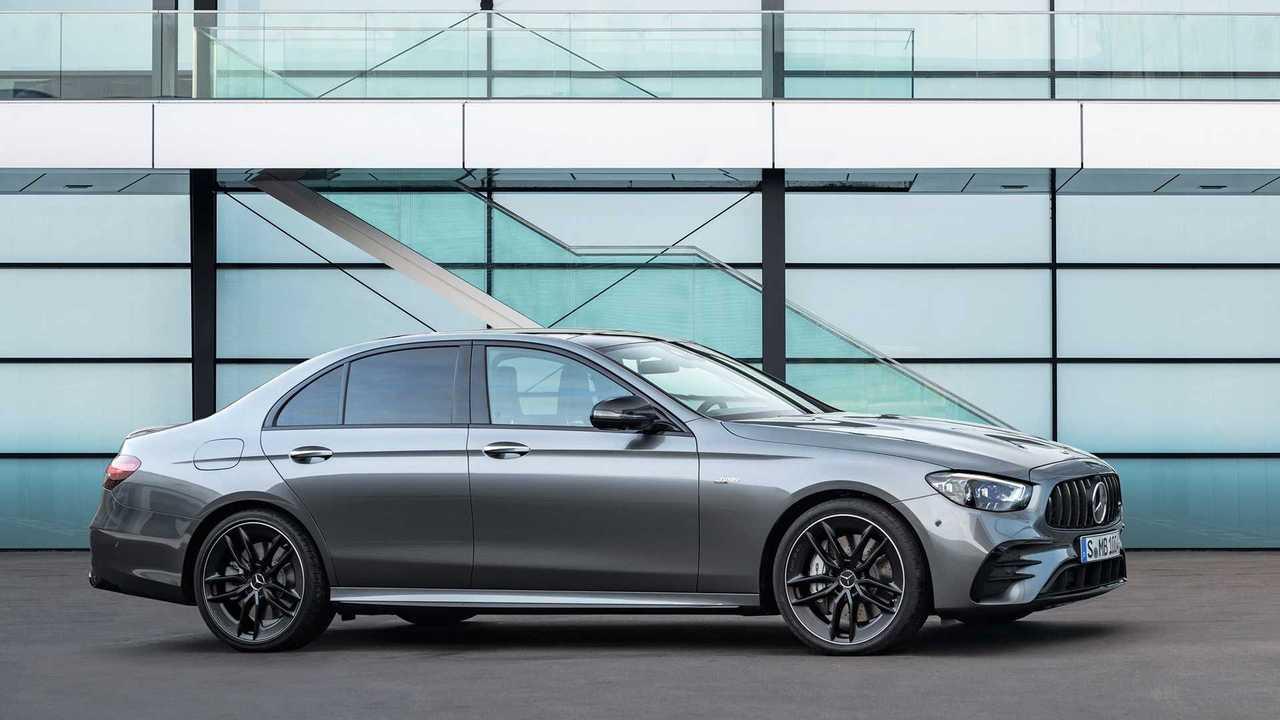 2021 Mercedes-Benz E-Class: New Face, Fresh Tech, And A ...