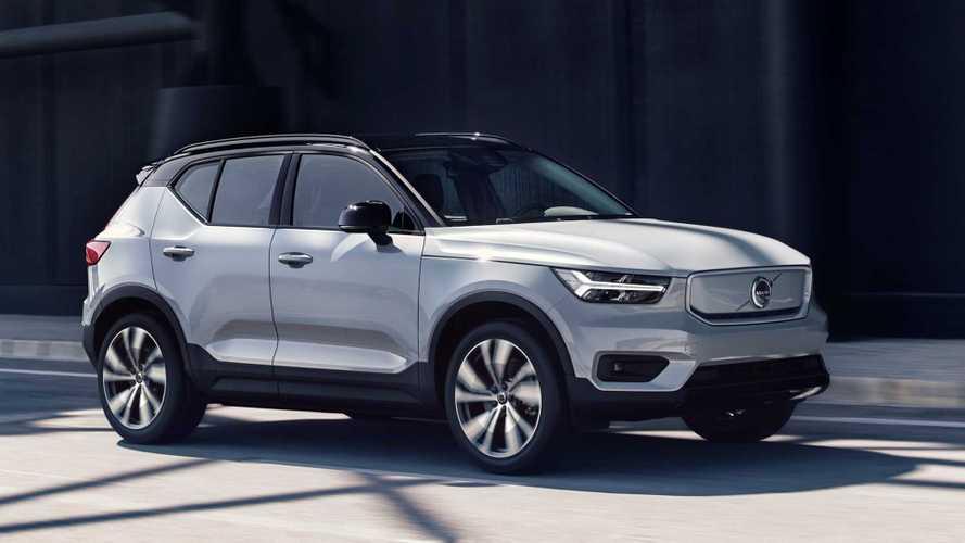 Volvo XC40 Recharge (2020): Elektro-SUV mit 400 PS kostet 62.000 Euro