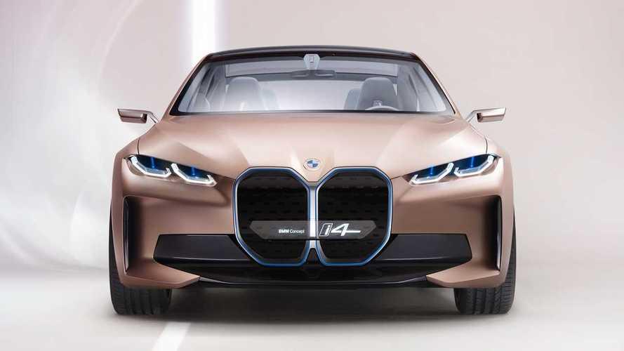 BMW M выпустит свой первый электрокар уже в следующем году