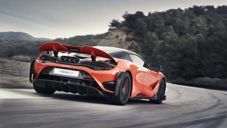 Plus aucune McLaren 765LT n'est à vendre