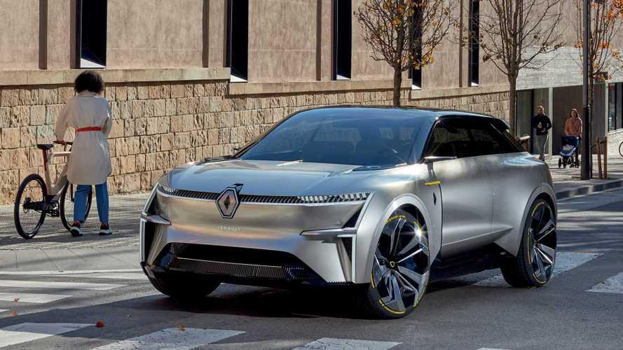 Renault Morphoz: Ausblick auf neue Elektroplattform CMF-EV