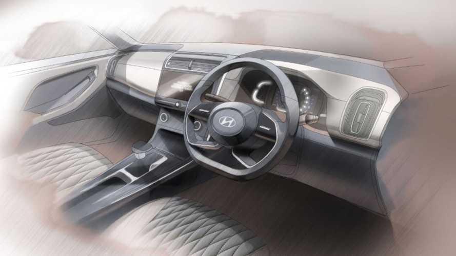 Novo Hyundai Creta indiano terá interior menos ousado que o chinês