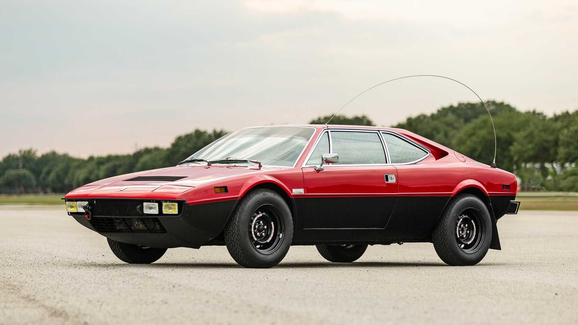 1975 Ferrari 308 Dino Gt4 Safari Is An Unexpected Off Roader
