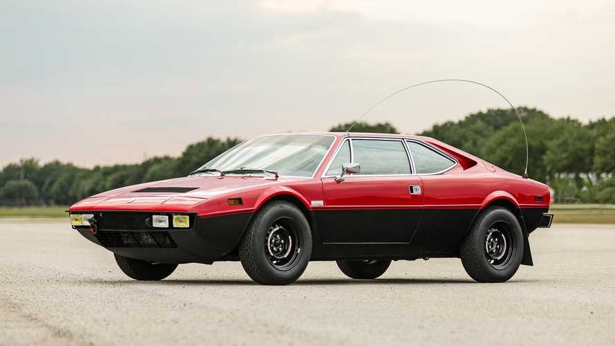 1975 Ferrari 308 Dino GT4 Safari Is An Unexpected Off-Roader