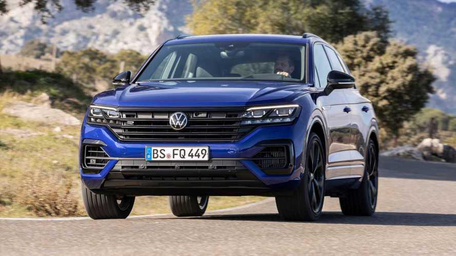 Volkswagen Touareg R 2020: híbrido enchufable con 462 CV