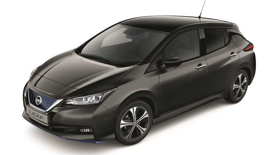 Nissan adds limited-edition N-Tec to Leaf electric hatchback range