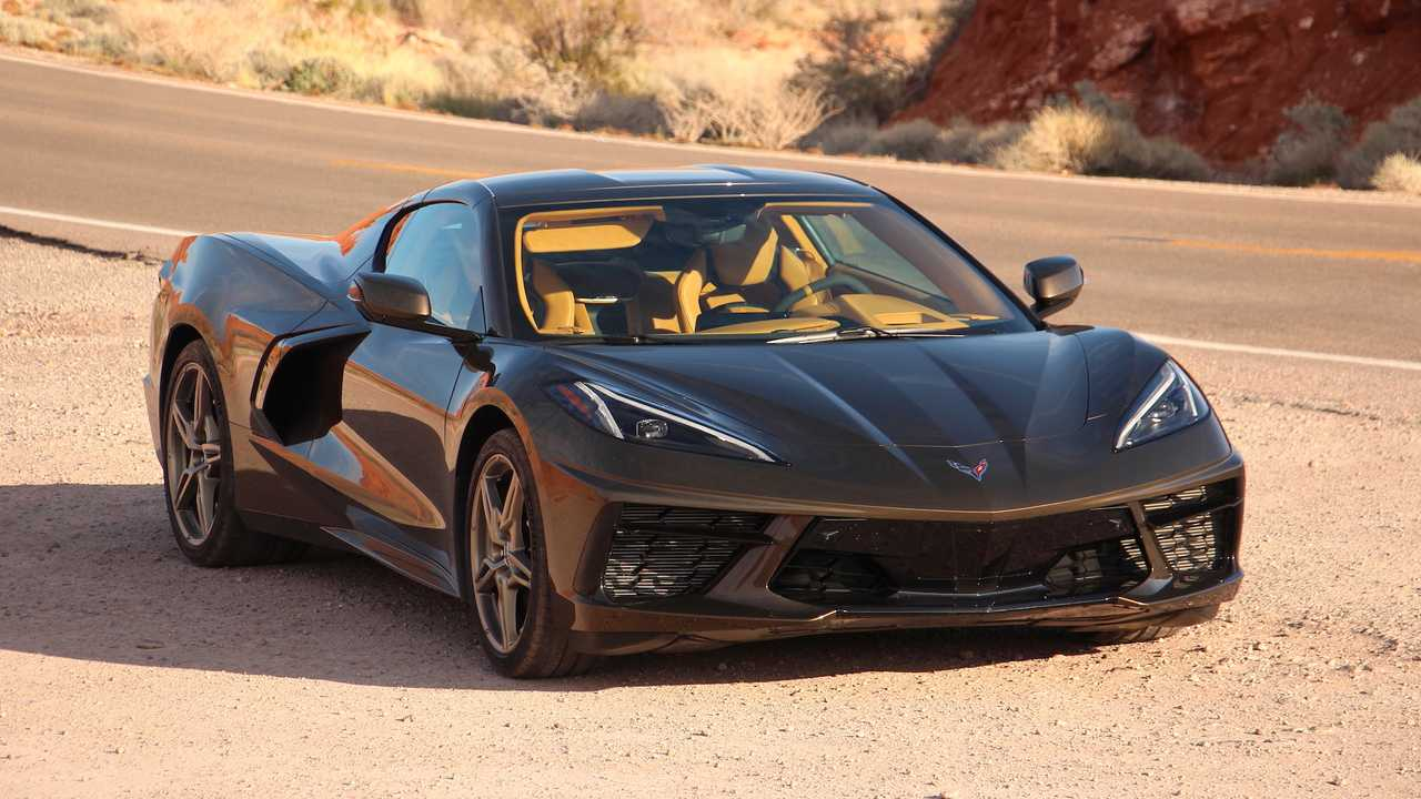 2020 Chevrolet Corvette: First Drive