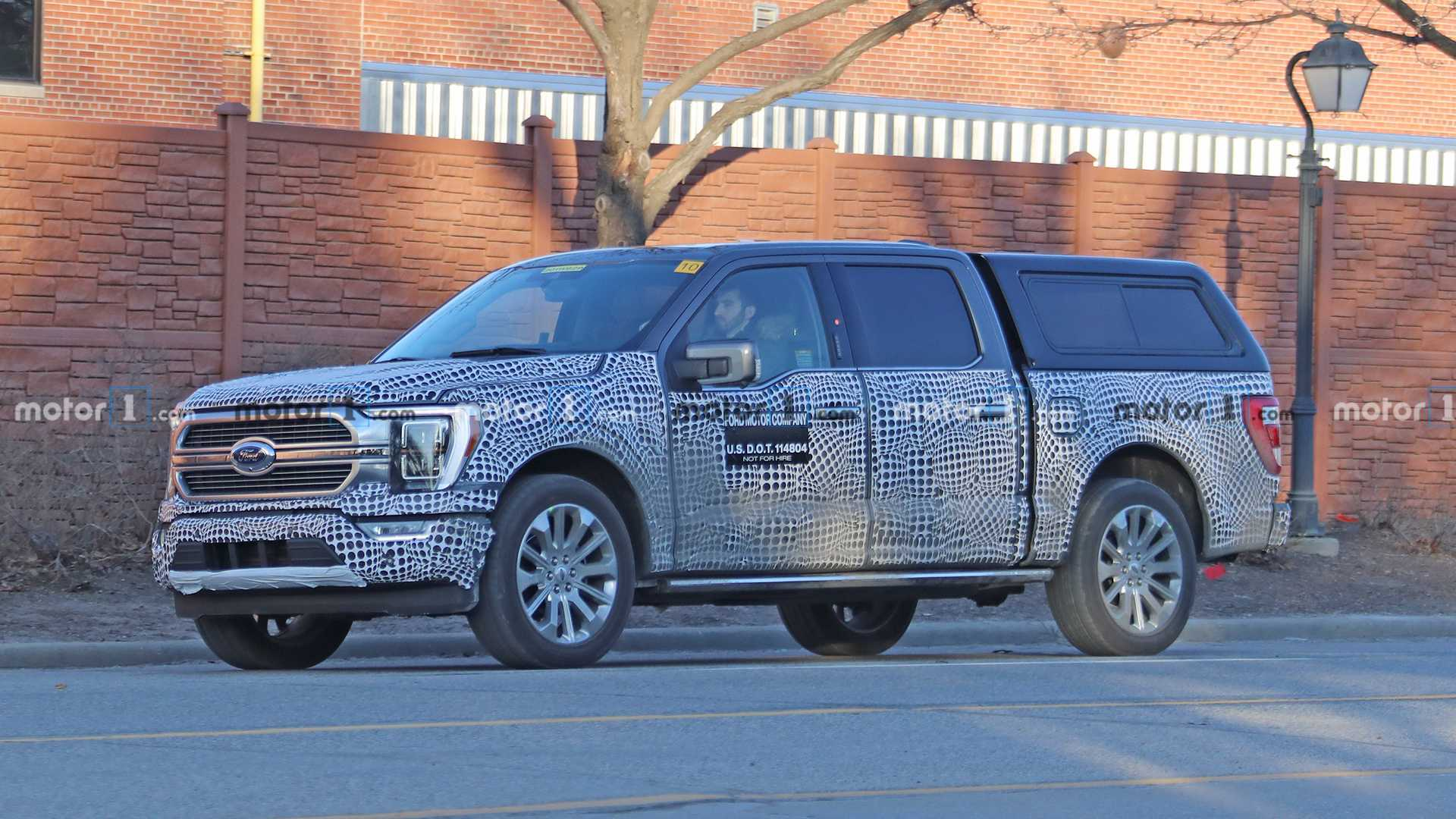 2021 ford f150 interior to get nicer materials 155inch