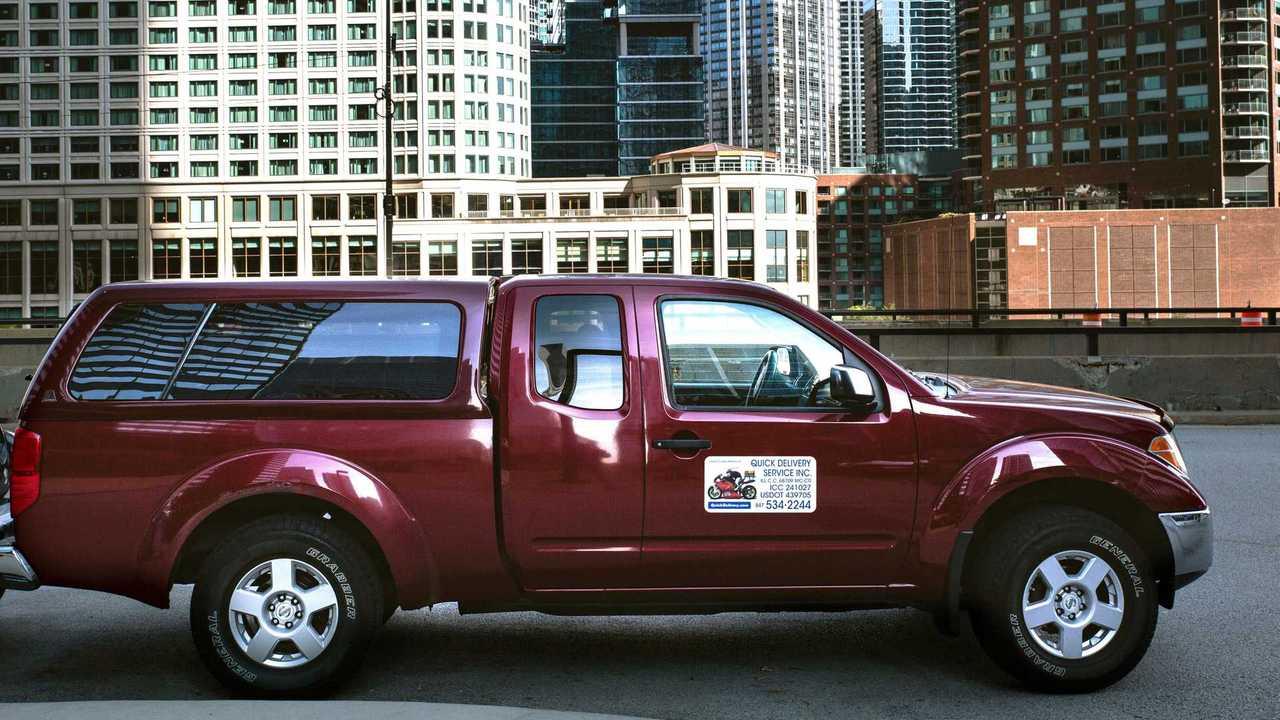 Nissan Frontier 2007 года с пробегом в 1 миллион миль