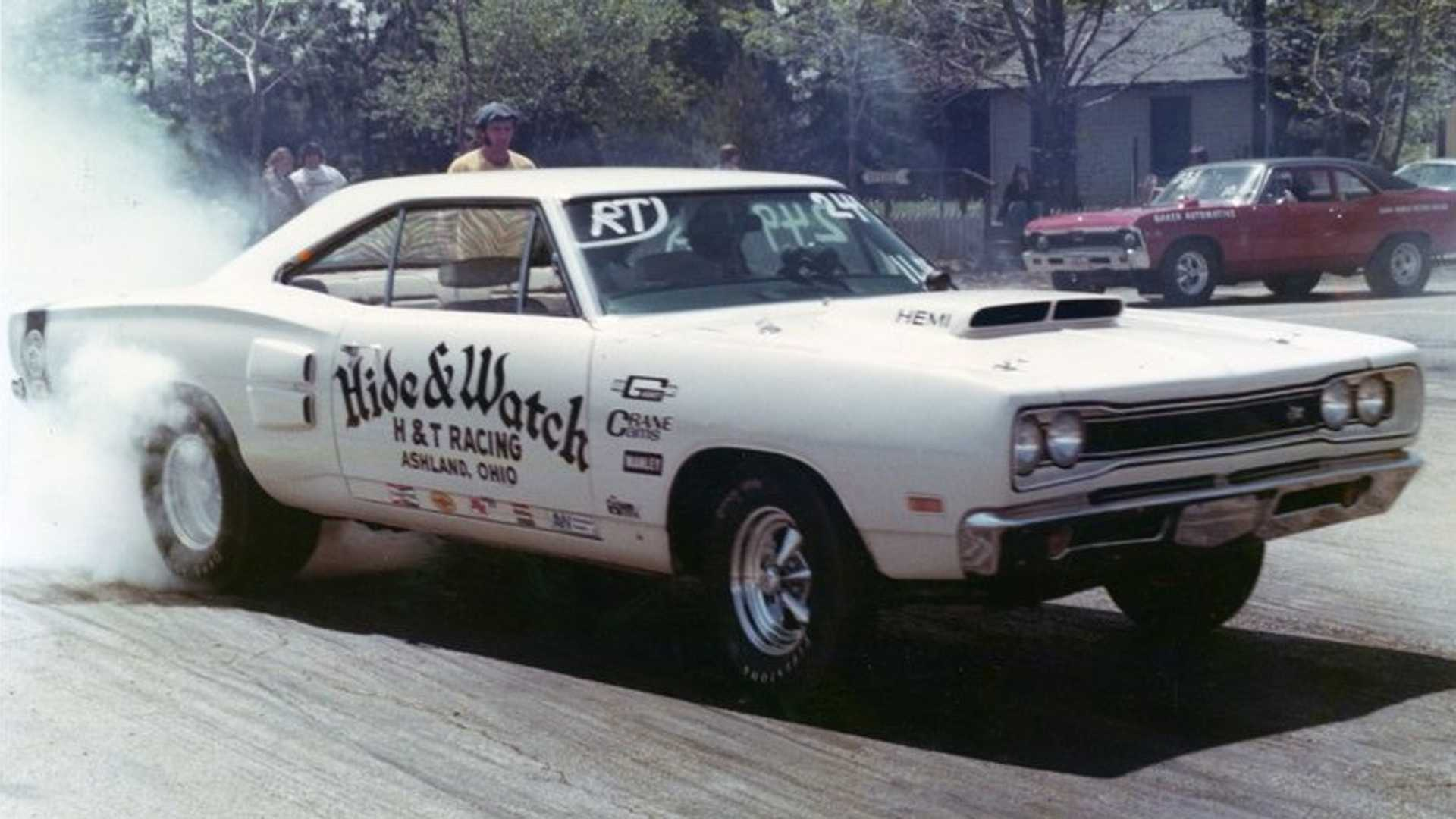 "[""Bid On This Numbers-Matching 1969 Dodge Coronet Hemi Super Bee""]"