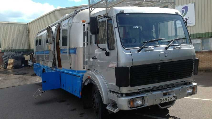 Mercedes Airstream Camper for sale