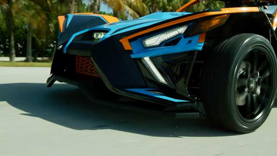 2020 Polaris Slingshot Teased Again In Two New Videos