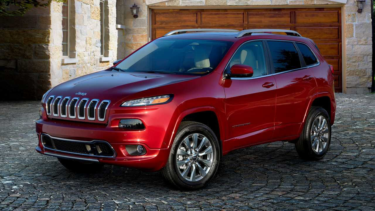 19. Jeep Cherokee: 191,397 Units
