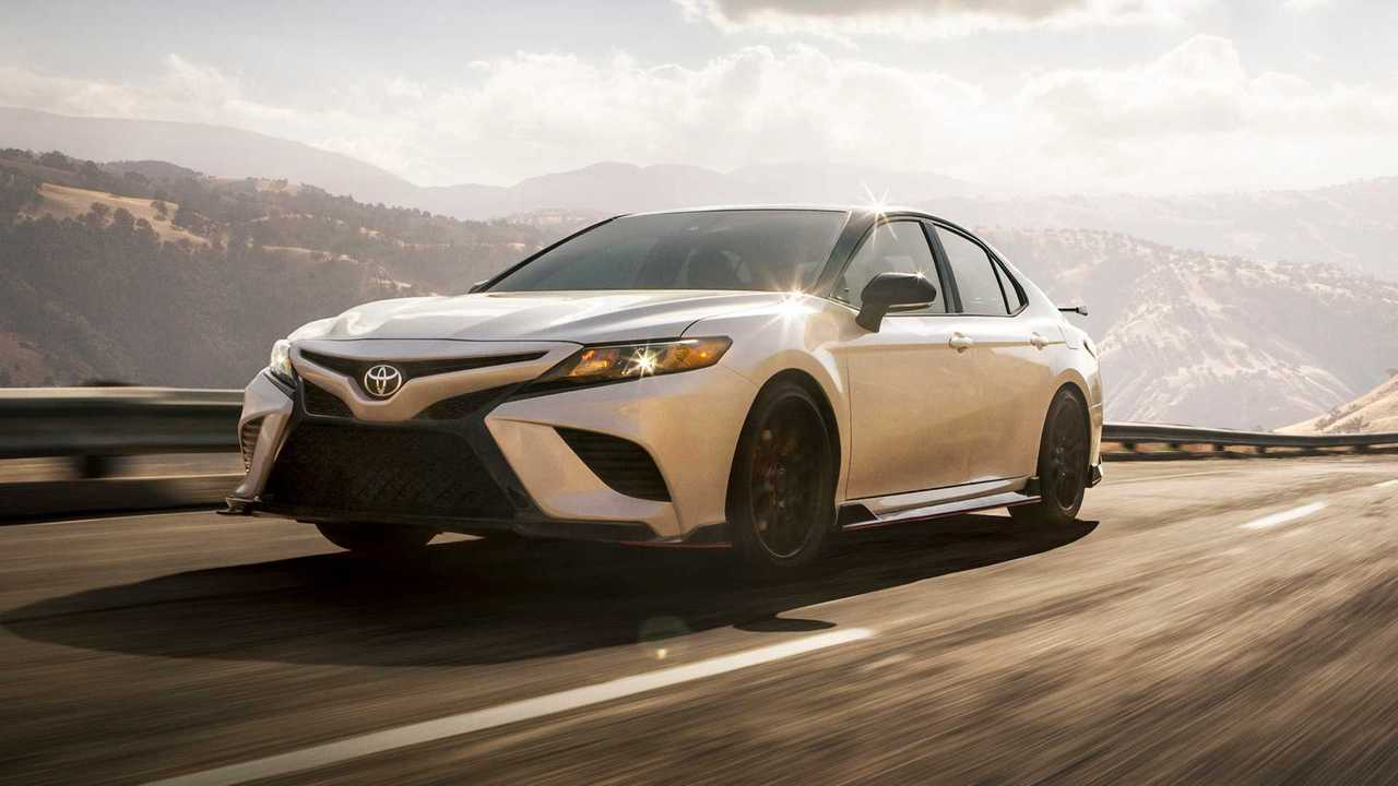 8. Toyota Camry: 336,978 Units