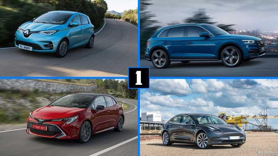 Quelles marques ont vendu le plus de modèles électrifiés en France en 2019 ?