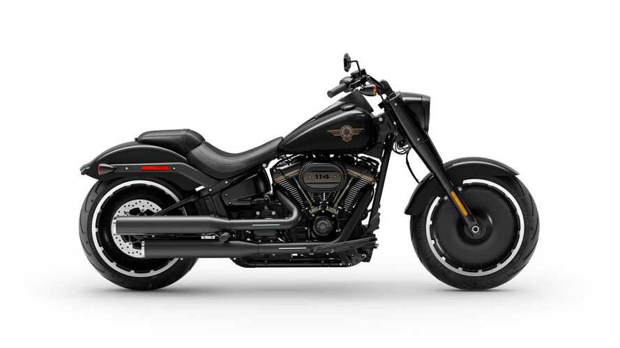 Harley Launches New Fat Boy 30th Anniversary And CVO Road Glide