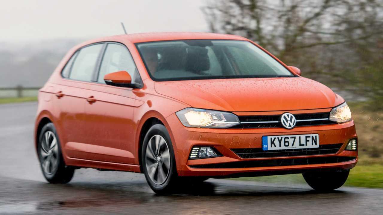 8. Volkswagen Polo