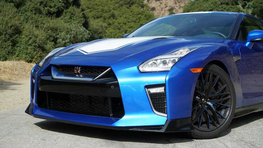 2020 Nissan GT-R 50th Anniversary review
