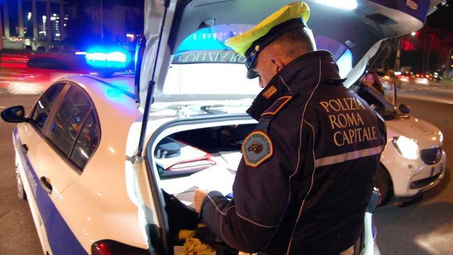 Sicurezza stradale, firmato l'accordo per i controlli sul territorio