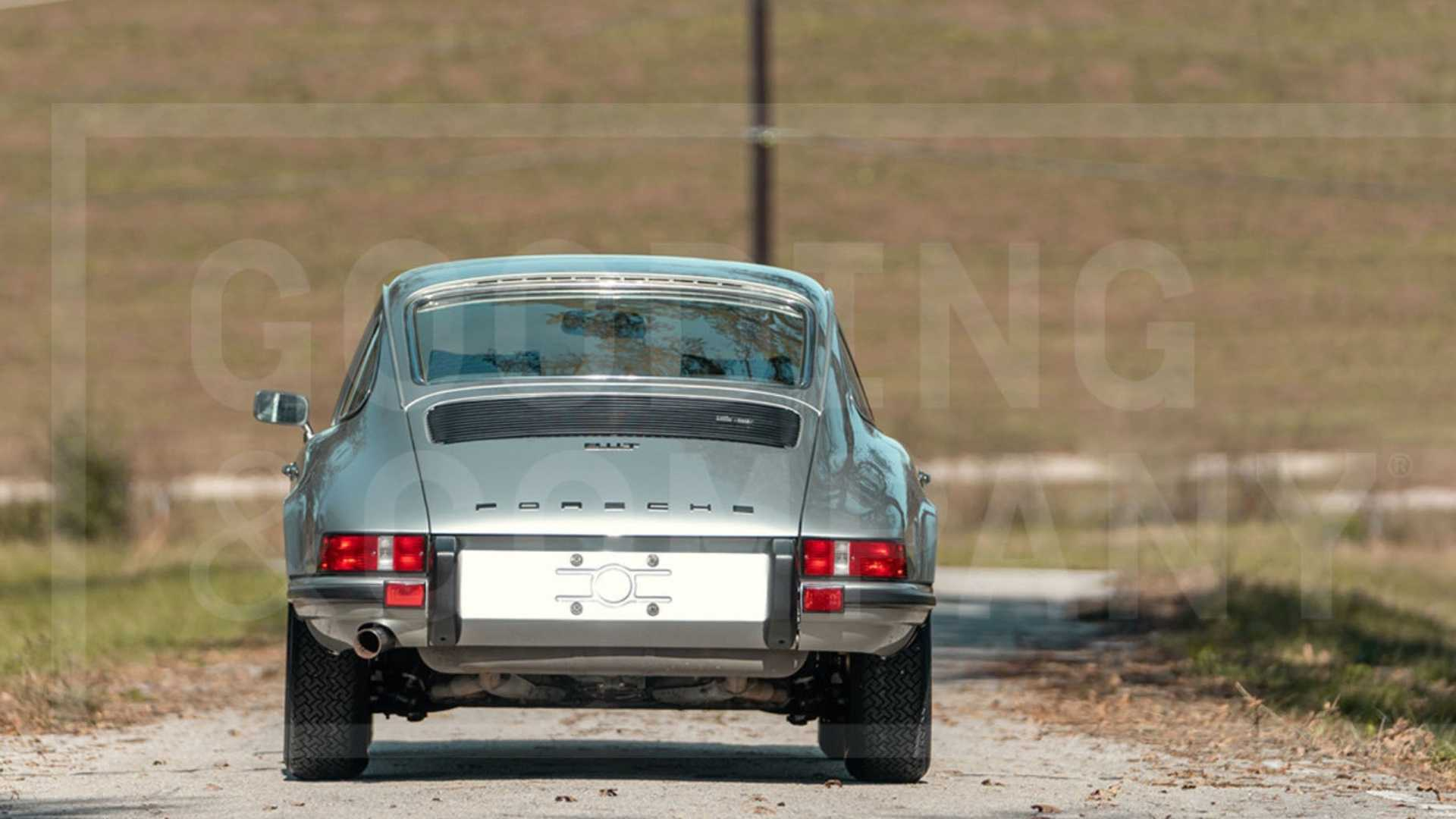 "[""Bid On This Stunning 1973 Porsche 911 2.4T Time Capsule""]"