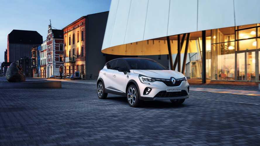 Hamarosan a kereskedésekbe is megérkezik a Renault Captur plug-in változata