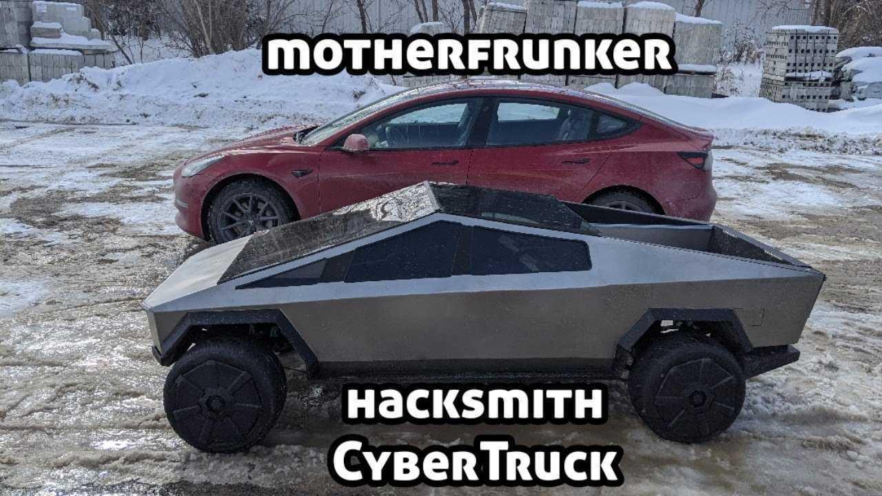 hacksmith cybertruck