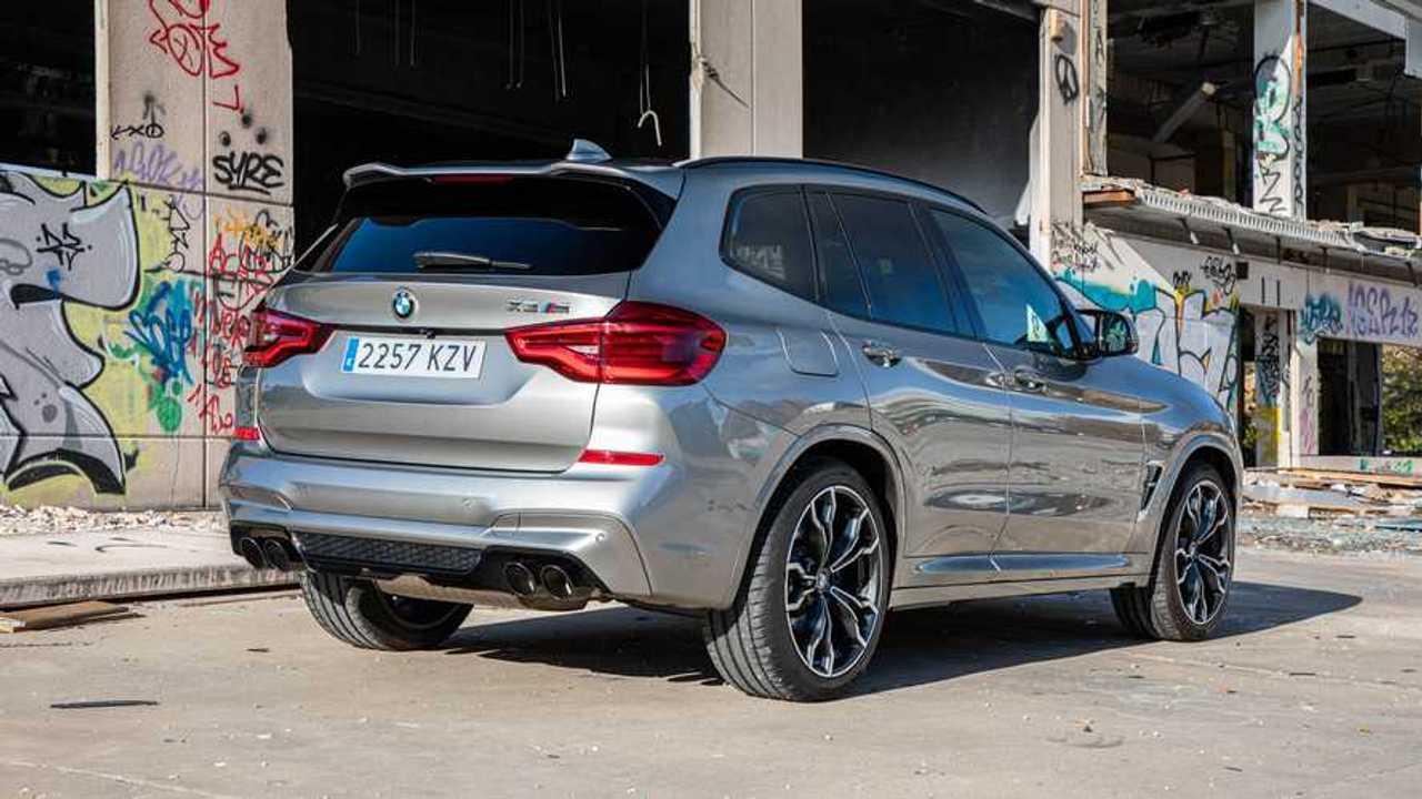 Prueba BMW X3 M 2020