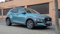 Prueba Hyundai KONA Híbrido Style 2020