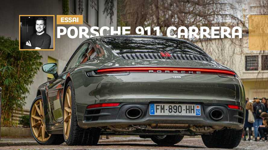 Essai Porsche 911 (992) Carrera – Et si ça suffisait ?