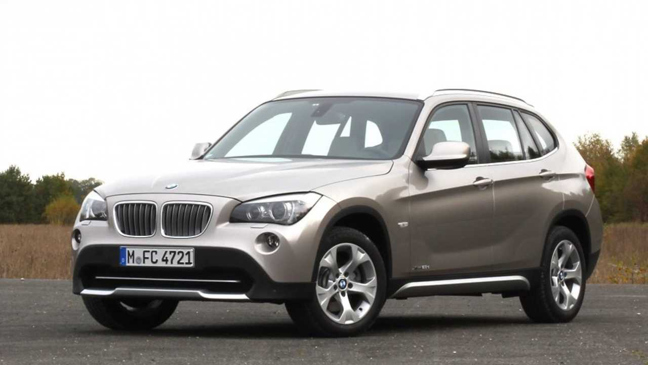 BMW X1 von 2012 (Testfahrzeug von 2011)