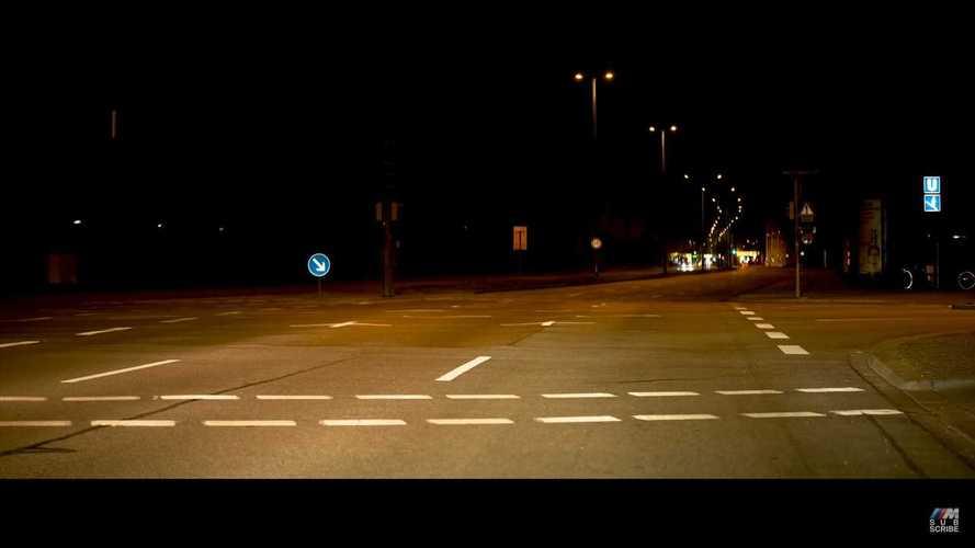VIDÉO - Partez en balade nocturne avec BMW M
